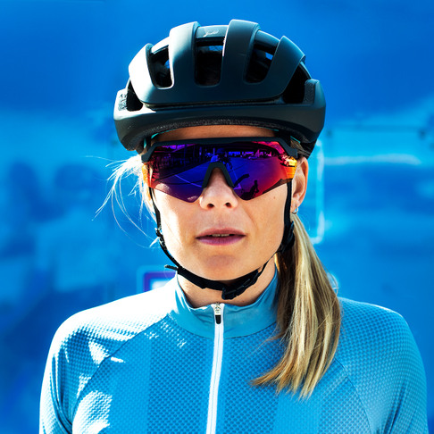 Blankster Cobalt blue - Infrared lens